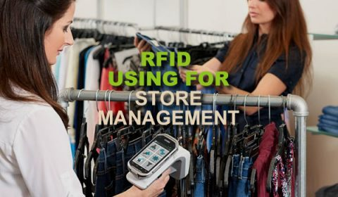 RFID Store Management System With UHF Asset Tags
