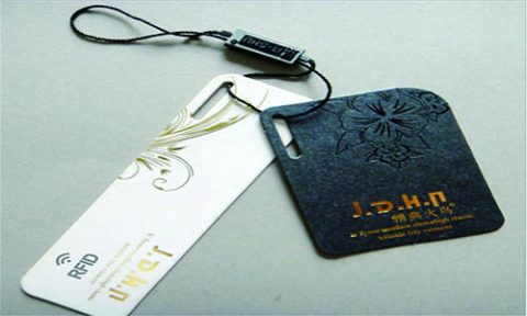 RFID-clothing-label