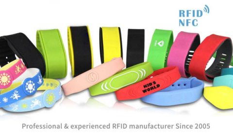 RFID Wristband Chip Types Selection For Access Control