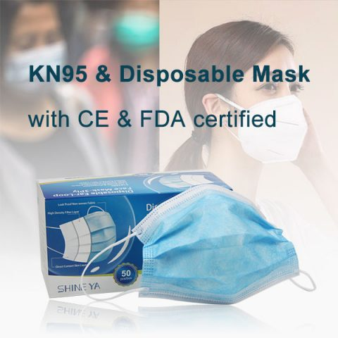 CXJ Payment Account for KN95 and 3 PLY disposable mask