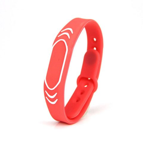 Buy RFID Concert Wristbands Silicone Bracelets
