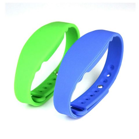 Reusable Silicone NFC Event Wristband CJ2308A08