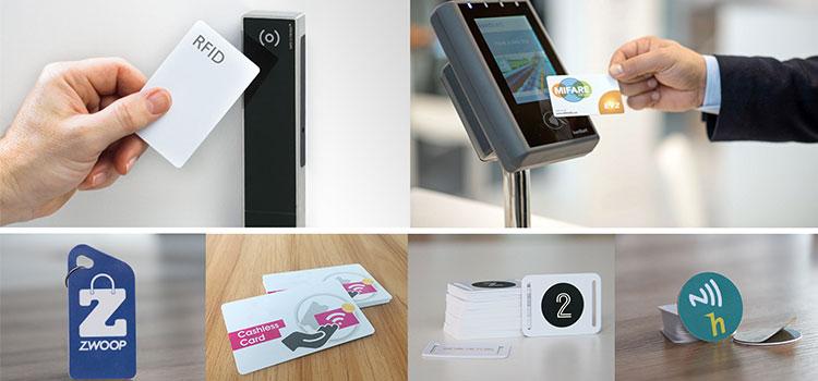 Smart RFID Card