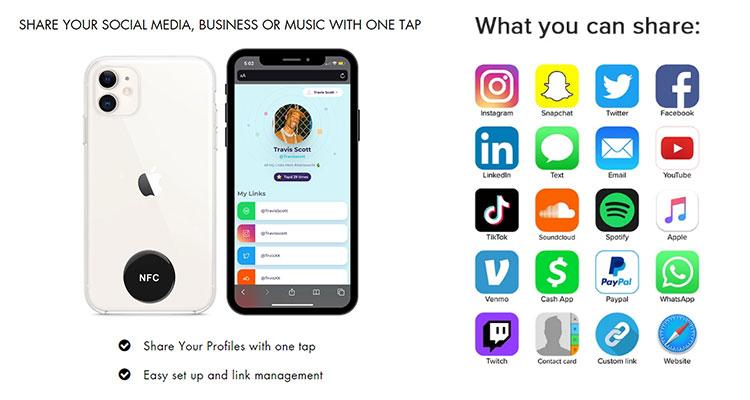 Social-Media-NFC