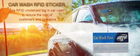 Car-Wash-RFID-Sticker